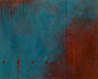 Acrylique sur toile (F25)