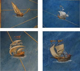 Détails des bateaux