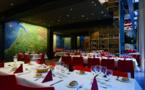 Fresques pour le restaurant VIP du LCL